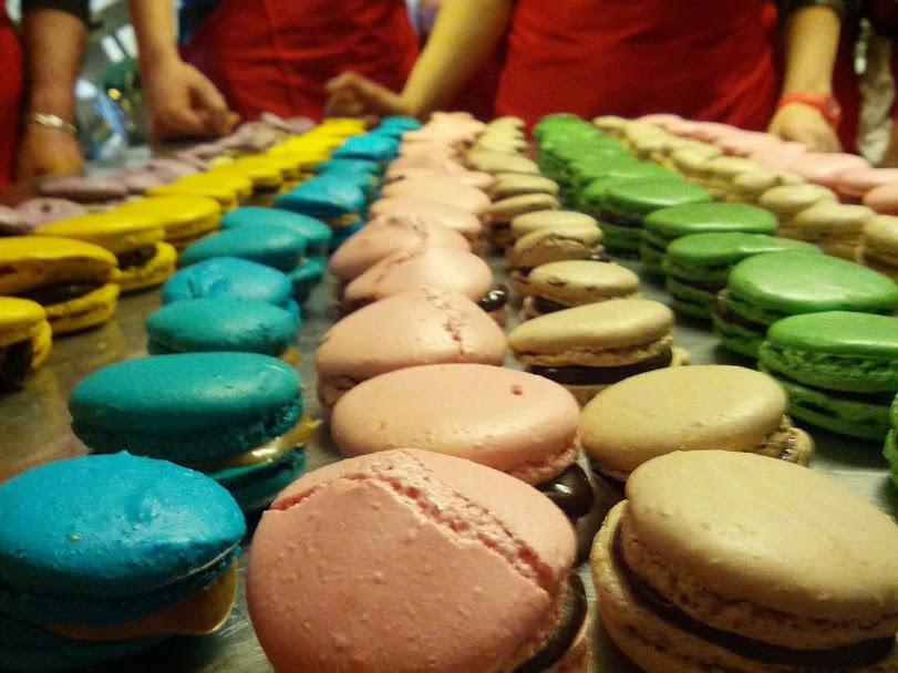 Parata di Macarons